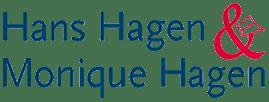 Hans Hagen en Monique Hagen Logo