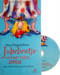 Jubelientje en haar liefste oma - luisterboek cd