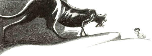 Wilde beesten - Djit panter Q 1